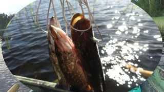 ВУОКСА.Отдых и рыбалка-июнь 2013год.
