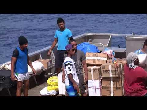 TOKELAU ISLANDS VOYAGE #133 onboard PB MATUA