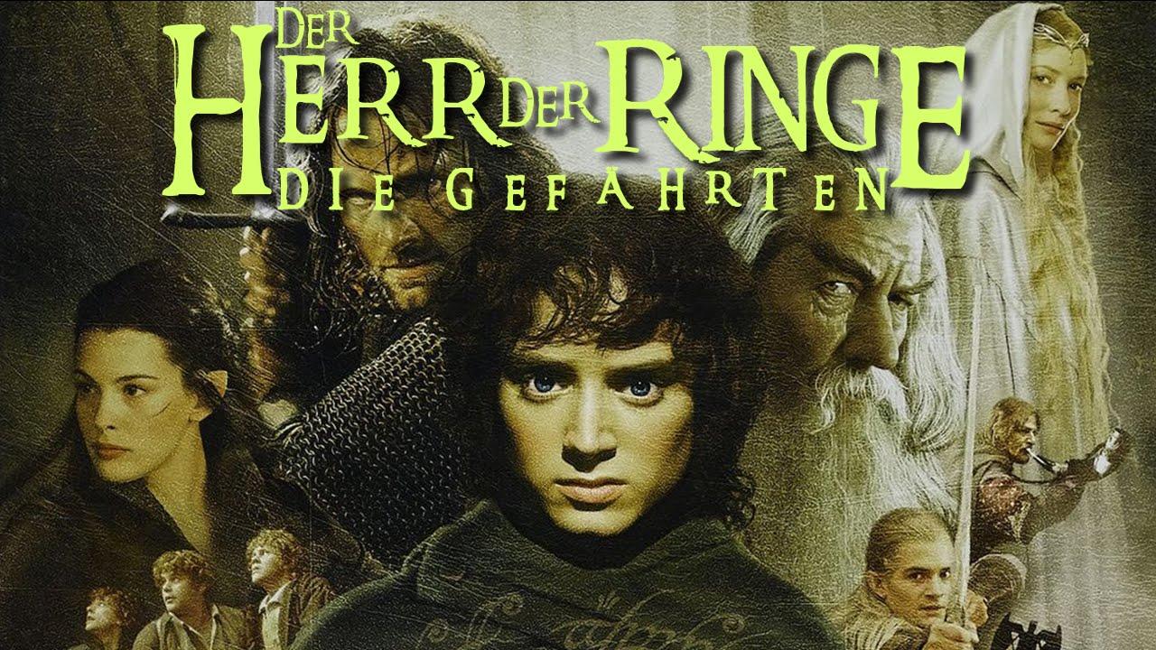 Let S Play Herr Der Ringe Die Gefahrten Pc Gameplay Deutsch German 001 Ein Grosses Schicksal Youtube