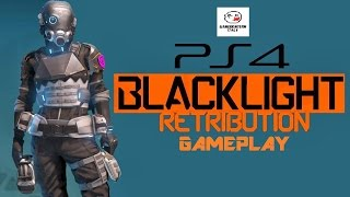 Blacklight: Retribution - Gameplay (PS4) [HD]