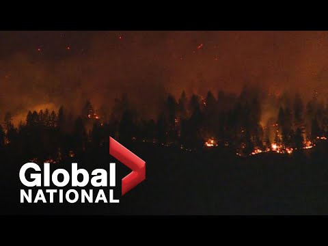 Global National: Aug. 7, 2021| When will BC get a break from wildfire-fuelling weather?