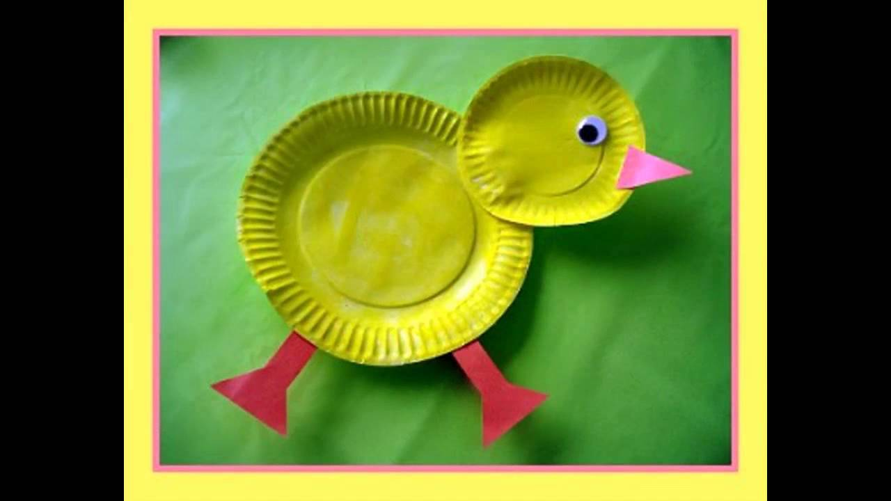 Craft Ideas For Kids With Paper Plates Part - 38: Easy DIY Paper Plate Crafts For Kids