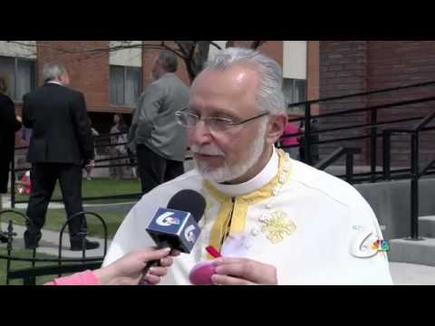 Greek Orthodox Church holds Easter Service