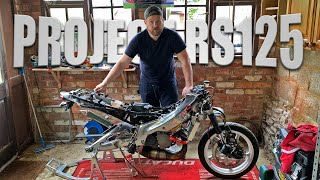 PART 2: My Lockdown Project - Rebuilding A Classic Aprilia RS125 Two Stroke 1999 Restoration
