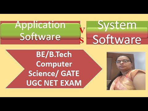 What Is Application Software And Operating System And The Differences Between Them