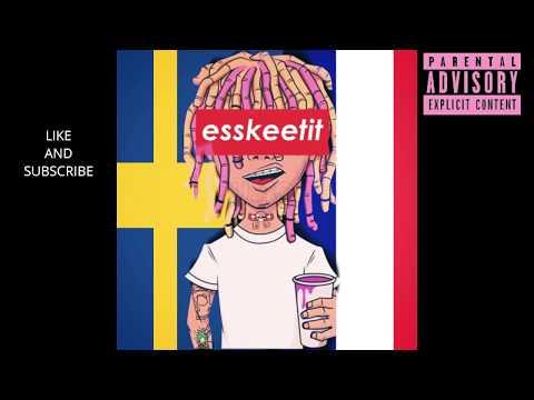 "Lil Pump - ""ESSKEETIT""på svenska och French (Remix)by MLBYZY"