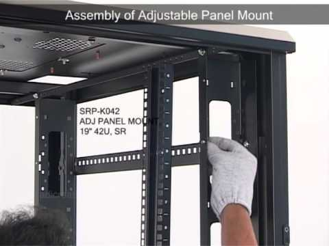ADI Creations for APW President Server Racks Assembly: Industrial Video