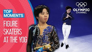 Figure skaters when they were younger! | Top Moments thumbnail