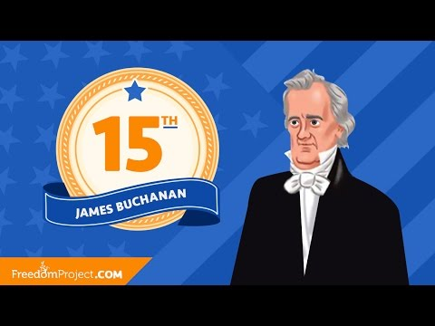 James Buchanan | Presidential Minute