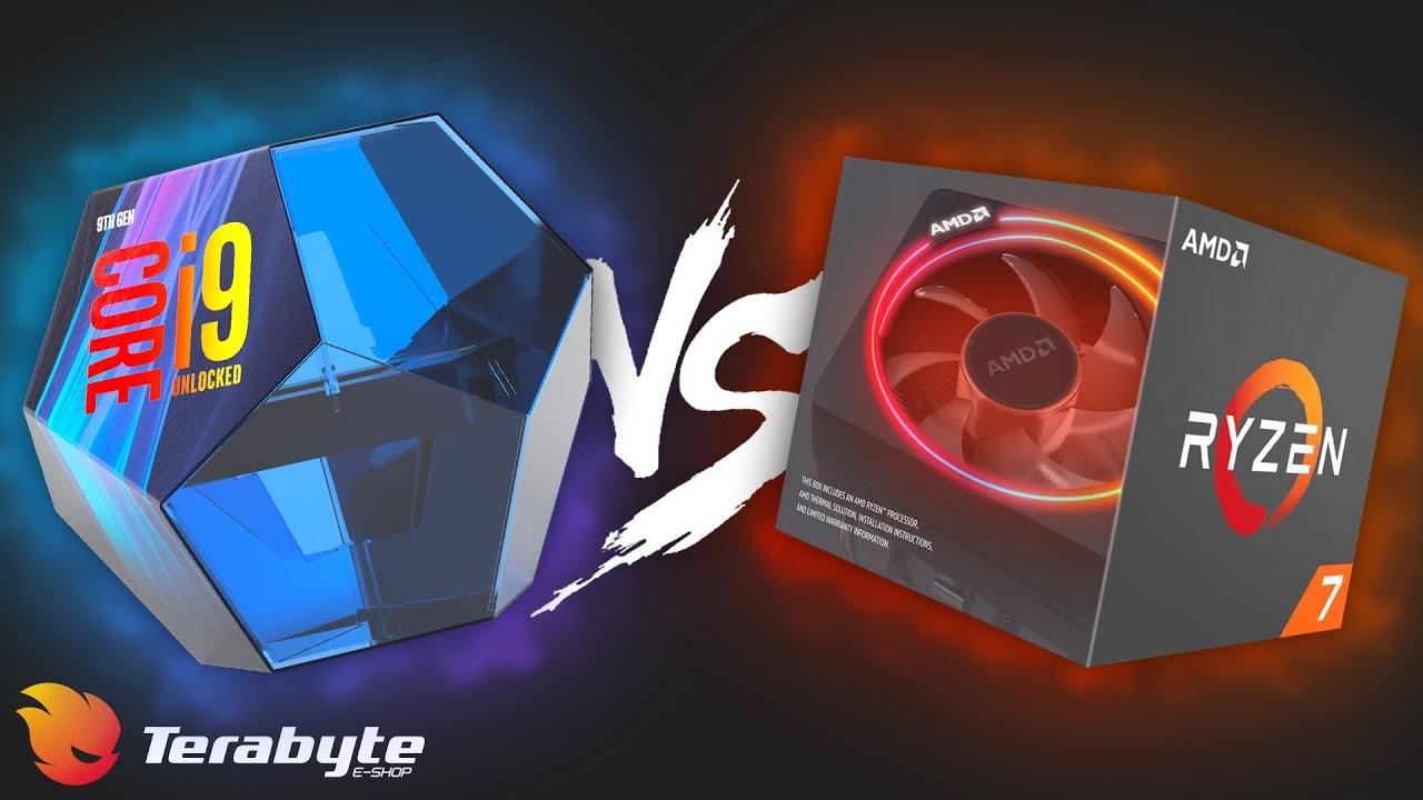 i9 9900K VS Ryzen 7 2700X | Qual o melhor processador?