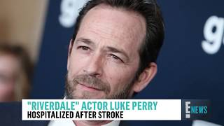 """Riverdale"" Star Luke Perry Hospitalized After Stroke 