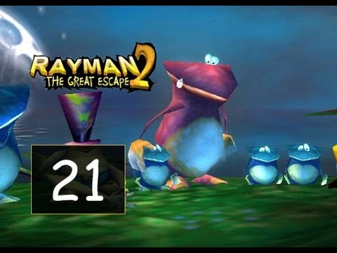 Rayman 2 The Great Escape Iron Mountains Pc Ps1 Dc N64