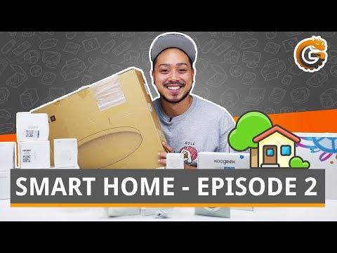 Projekt Xiaomi Smart Home: Erste XXL Bestellung und Zielsetzung // Episode 2 | China-Gadgets