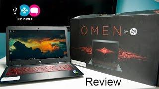 HP Omen laptop 15 ax001la Review en español