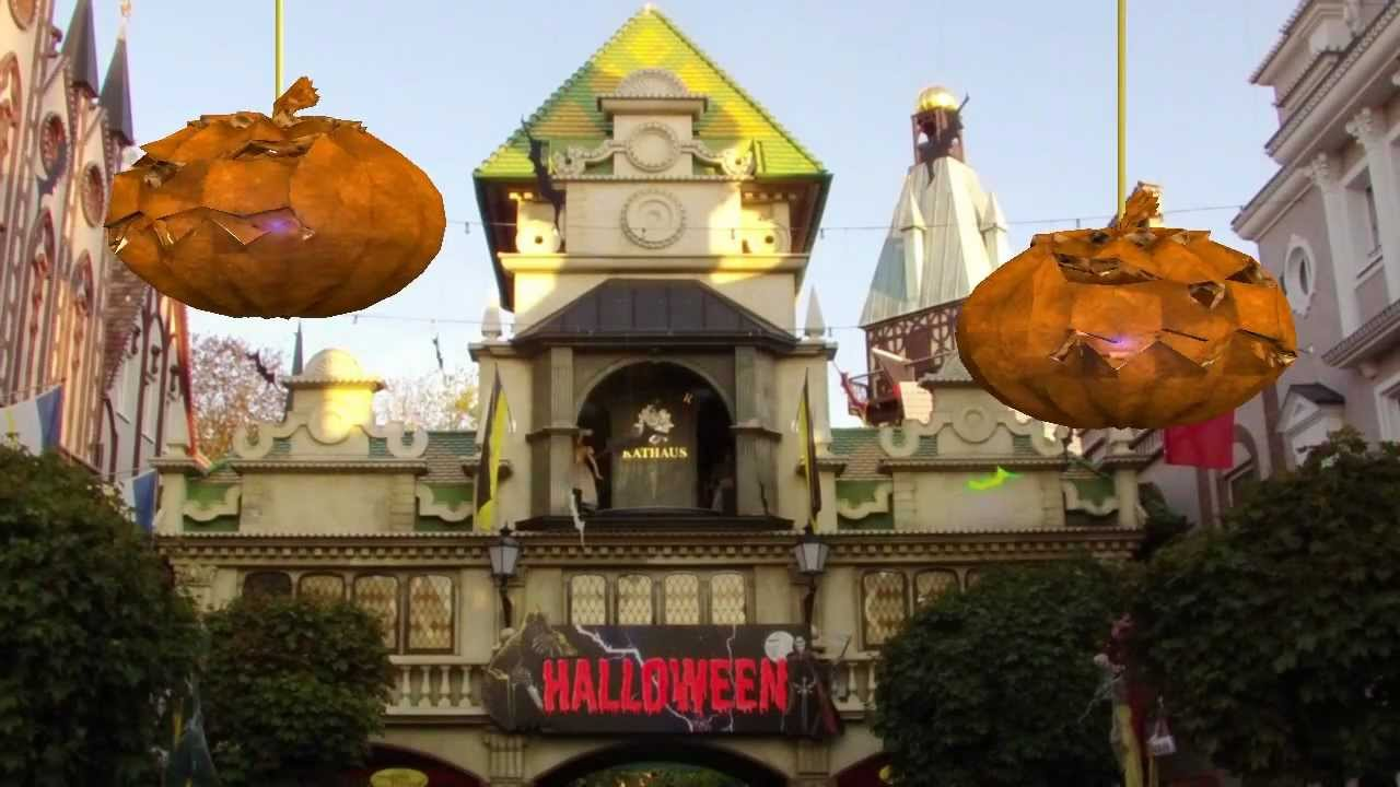 europa park halloween 2011 youtube. Black Bedroom Furniture Sets. Home Design Ideas
