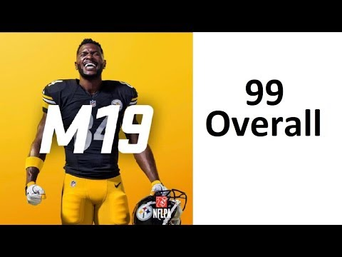 Madden 19 Official Ratings Released! - YouTube