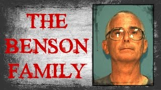 THE BENSON FAMILY │ ONE MOMENT IN CRIME