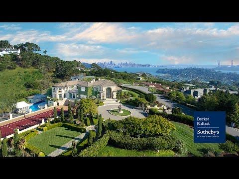 185 Gilmartin Dr Tiburon CA | Tiburon Real Estate