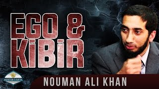 Ego & Kibir [Nouman Ali Khan] [Türkçe Altyazılı | Mekteb-i Suffa] [Türkçe Altyazılı]