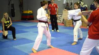 Taekwondo Board Breaking Montage - Hanmadang 2013 - Factorten Martial Arts