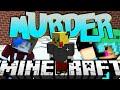 MINECRAFT MURDER in the PARTY ZONE | FARTQUAKE | GAMER CHAD & RADIOJH AUDREY