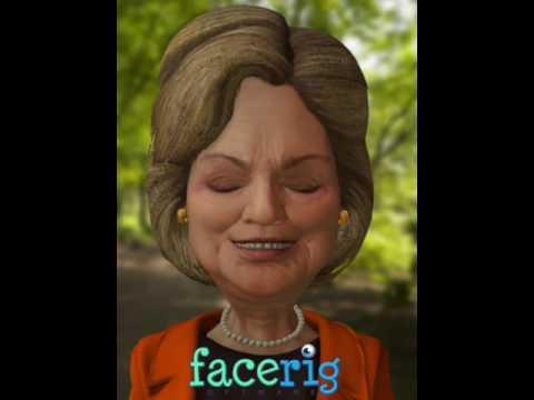 Hilary high af