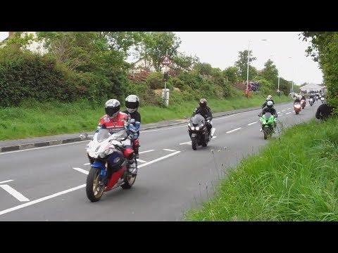 Simon Andrews Tribute - Isle of Man TT 2014