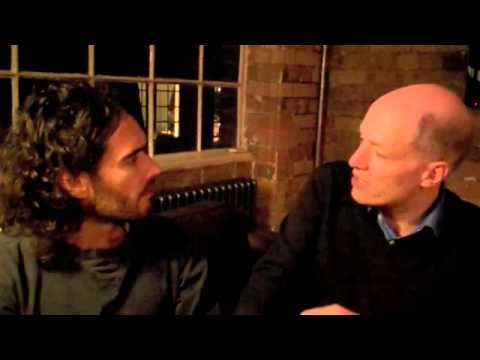 How do the media scare us? Russell Brand The Trews Ep38