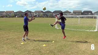 fastest ways to improve you footwork speed in football