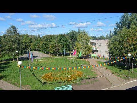 VLOG:Лагерь Берёзовая Роща!!!Интересная и необычная жизнь!!!👍😃