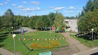 видео Лагерь Березовая роща (Ивановская область)