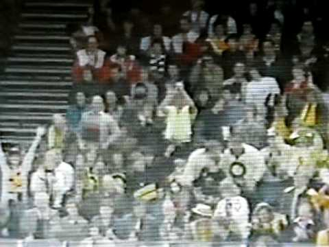 FRED PERLINI GOAL - PANTHERS v FLYERS 1986
