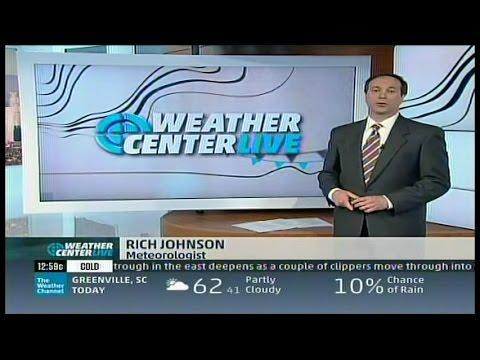 rich johnson weather channel