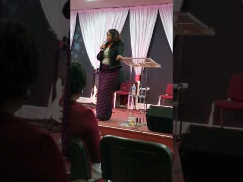 Powerful sermon by Pastor Tolu Akinbanmi at Mount Zion Community Church Aston, Birmingham