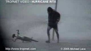 Hurricane Rita - Key West, Florida - September 20, 2005