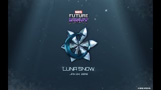 Marvel Future Fight -- Luna Snow Music Video
