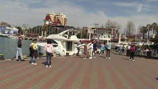 В Краснодарском крае запретили заселение в гостиницы, санатории и дома отдыха с 28 марта по 5 апреля