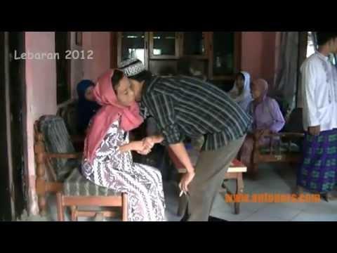 Gaya Lebaran Orang Indonesia di Kampung
