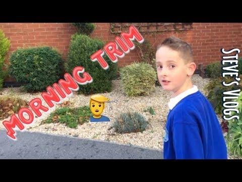 Morning Haircuts 💇♂️ Daily Vlog | #stevesvlogs
