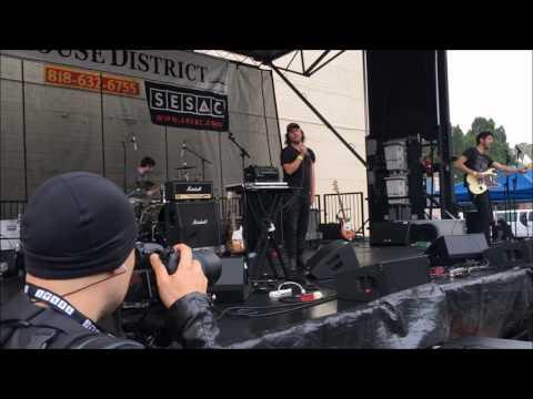 Small Black - Live at Make Music Pasadena 6/11/2016