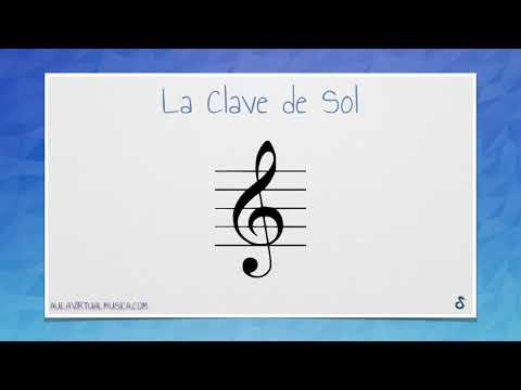 Lenguaje Musical con aulavirtualmusica.com - Primer Curso - Unidad 1