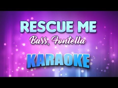 Bass, Fontella - Rescue Me (Karaoke & Lyrics)