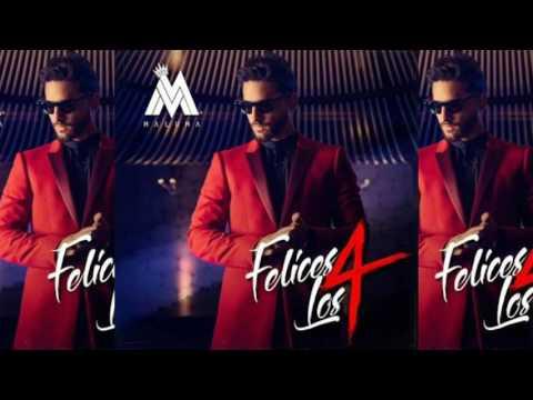 Maluma - Felices los 4 🎧| Descargar gratis 🎤 | Free download 🎤