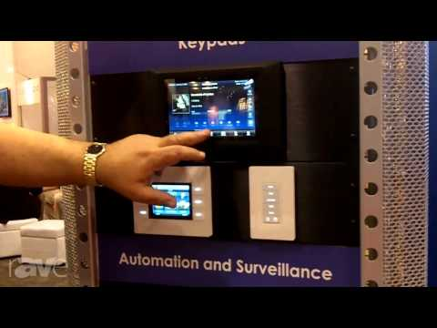 InfoComm 2013: Universal Remote Control Shows its Keypads