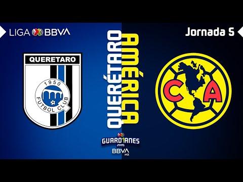Resumen y Goles | Querétaro vs América | Liga BBVA MX - Guardianes 2020 - Jornada 5