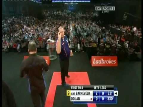 Raymond van Barneveld - All Five 9 - Dart Finishes