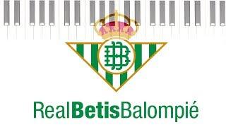 Himno Real Betis Balompié (Piano Version) - J. M. Quintana Cámara