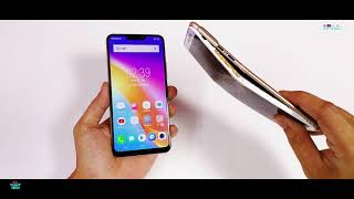 Vivo Y81 Durability Test- Scratch Fail - Truly Bendy | Camera vs Redmi 6 | Unboxing | Review