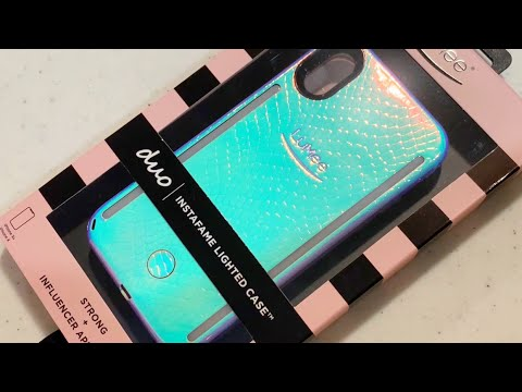 iPhone X/XS Lumee Duo Mermaid Case - Limited Edition