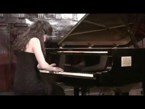 S.Prokofiev: Piano Sonata no.3 | Margherita Santi